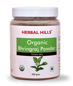 Herbal Hills Organic Bhringraj Powder