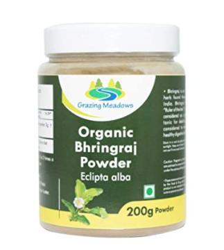 Grazing Meadows Organic Bhringraj Powder