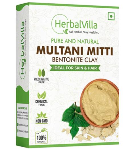 Multani Mitti Face Pack