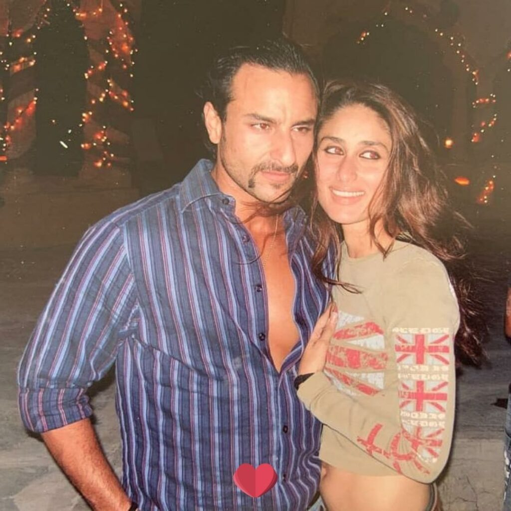 Kareena Kapoor & Saif Ali Khan Tashan Sets