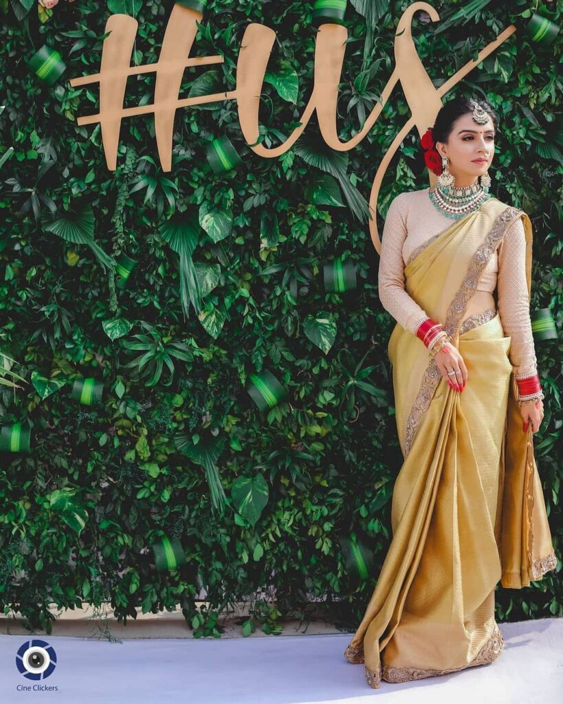 Full Sleeves Saree Blouses