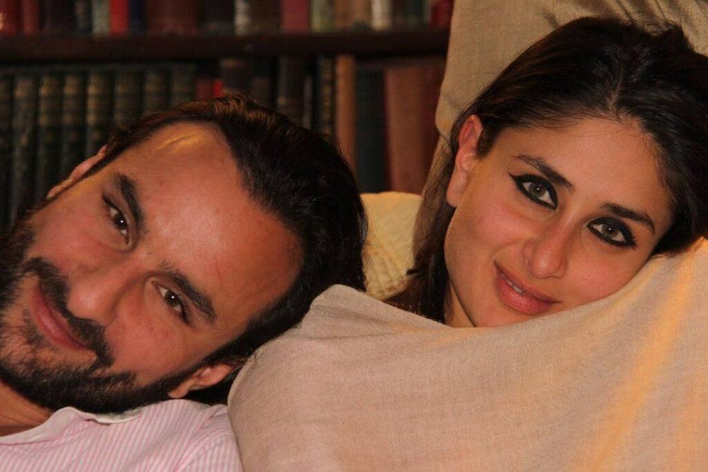 Kareena Kapoor Saif Ali Khan Tashan Sets