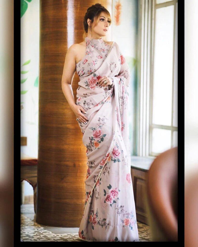 Trending Saree Blouse Designs