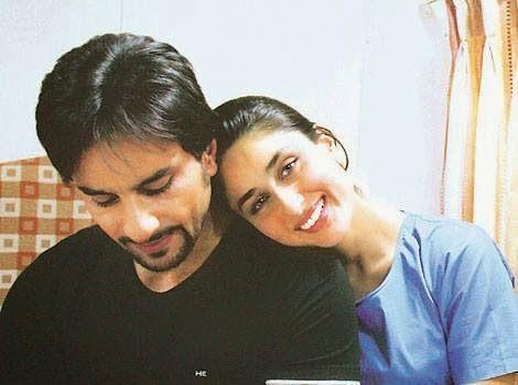 Saif Kareena Unseen Picture
