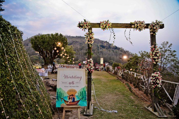Ooty Destination Wedding
