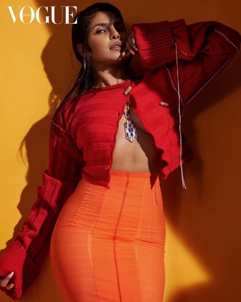Priyanka Chopra Bulgari