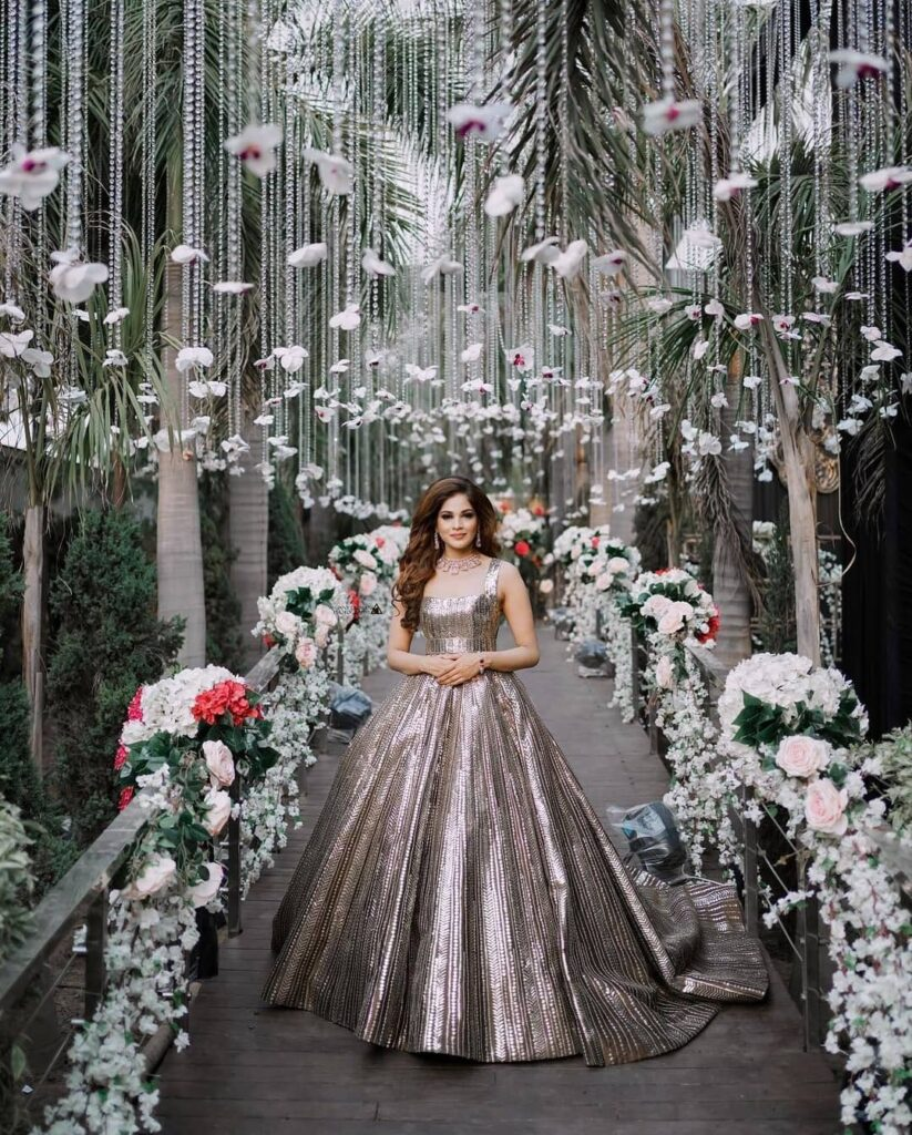Engagement Gown Designs