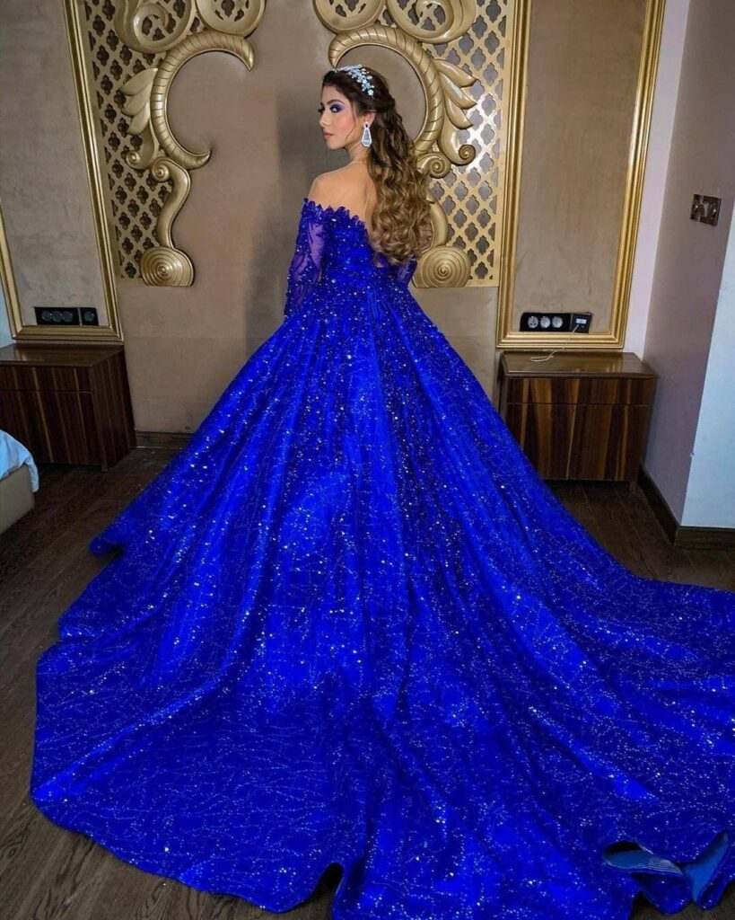 Engagament Gown Designs