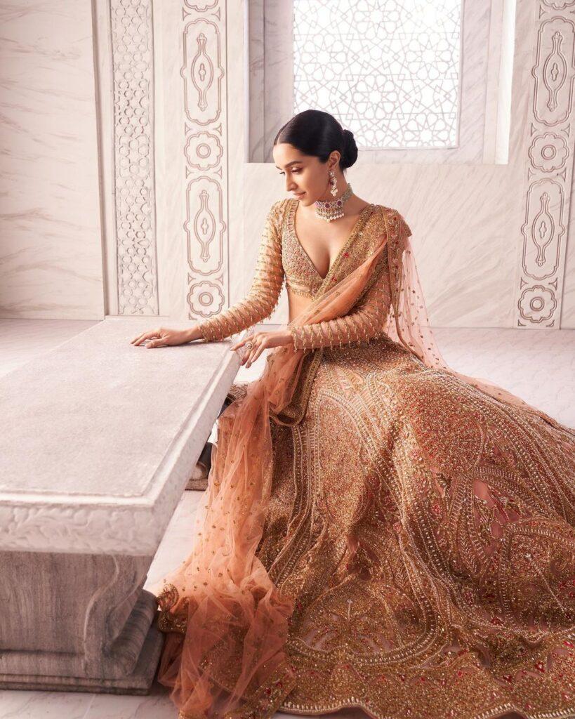 Engagement Lehenga For Brides