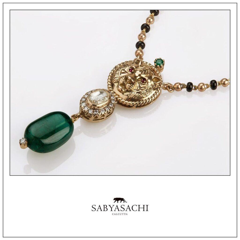 Sabyasachi Mangalsutra Price